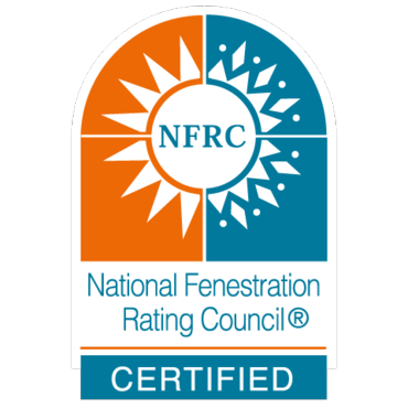 We are NFRC certified.